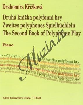 Album | 2. knížka polyfonní hry | Noty na klavír - H6551.jpg
