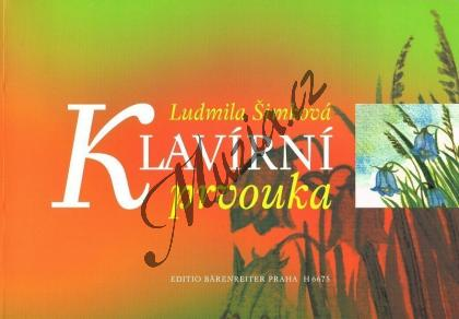 Šimková Ludmila | Klavírní prvouka | Noty na klavír - H6675.jpg