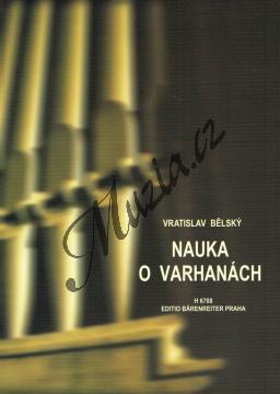 Bělský Vratislav | Nauka o varhanách | Učebnice - Hudební teorie - H6708.jpg
