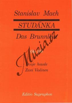 Mach Stanislav | Studánka op. 103 (30 lidových písní pro dvoje housle) | Noty na housle - H674b.jpg