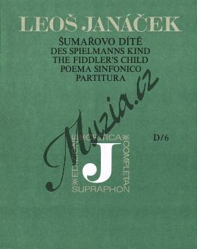 Janáček Leoš | Šumařovo dítě (Balada pro orchestr) | Partitura - Noty pro orchestr - H6798.jpg