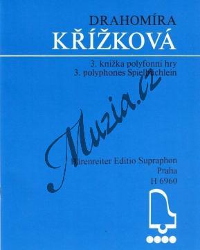 Album   3. knížka polyfonní hry   Noty na klavír - H6960.jpg