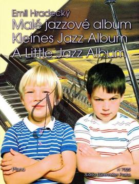 Hradecký Emil | Malé jazzové album | Noty na klavír - H7325.jpg