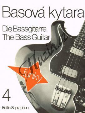 Hora Vladimír | Basová kytara IV (škola pro vyučování i samouky) | Noty na basovou kytaru - H7358.jpg