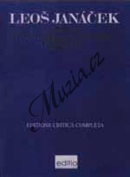 Janáček Leoš | Amarus (kantáta pro sóla, smíšený sbor a orchestr) | Partitura - Noty pro sbor - H7382.jpg
