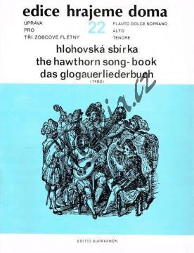 Album | Hlohovská sbírka | Partitura a party - Noty na zobcovou flétnu - H7453.jpg