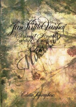Vaňhal Jan Křtitel | Dvanáct sonatin | Noty na klavír - H7461.jpg