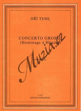Teml Jiří | Concerto grosso (Pocta Händelovi) - Studijní partitura | Noty pro orchestr - H7531.jpg