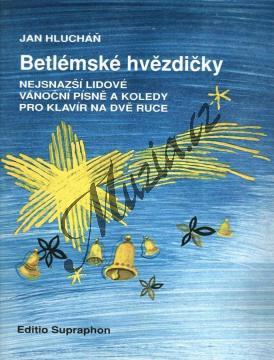 Hlucháň Jan | Betlémské hvězdičky (nejsnazší lidové vánoční písně a koledy pro klavír na dvě ruce) | Noty na klavír - H755.jpg