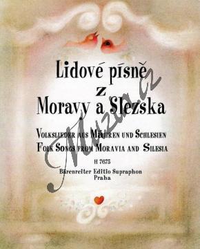 Album | Lidová píseň na Moravě a ve Slezsku (ed. J. Trojan) | Noty pro sólový zpěv - H7675.jpg