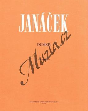 Janáček Leoš | Dumka | Partitura a party - Noty na housle - H7743.jpg