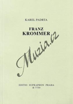 Padrta Karel   Franz Krommer - Thematický katalog (1759-1831)   Tematický katalog - Kniha - H7759.jpg