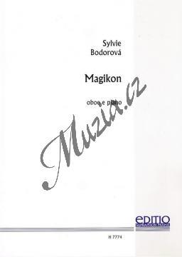 Bodorová Sylvie   Magikon pro hoboj a klavír   Noty na hoboj - H7774.jpg