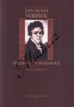 Zuckerová Olga | Jan Hugo Voříšek - Thematic Catalogue | Tematický katalog - Kniha - H7777.jpg