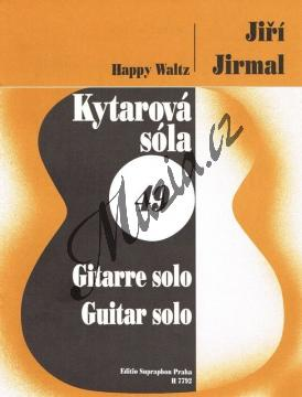 Jirmal Jiří | Happy Waltz | Noty na kytaru - H7792.jpg