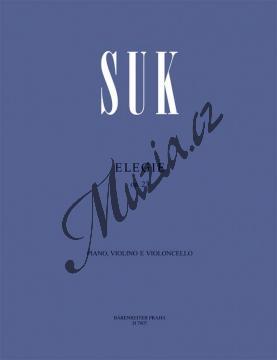 Suk Josef | Elegie op. 23 | Partitura a party - Noty pro klavírní trio - Autorizovaná kopie! - H7807.jpg
