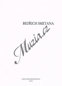 Smetana Bedřich | Ženské sbory (3 tříhlasé ženské sbory a capella) | Sborová partitura - Noty pro sbor - H7811.jpg