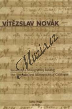 Schnierer Miloš, Peřinová Ludmila | Vítězslav Novák - Tematický a bibliografický katalog | Kniha - H7814.jpg