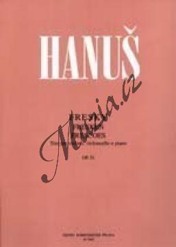 Hanuš Jan | Fresky op. 51 | Partitura a party - Noty pro klavírní trio - H7860.jpg