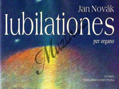 Novák Jan | Iubilationes per organo | Noty na varhany - H7865.jpg