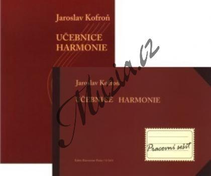 Kofroň Jaroslav | Učebnice harmonie (učebnice a pracovní sešit) | Učebnice - Hudební teorie - H7887ab.jpg