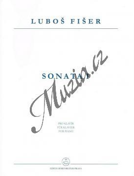 Fišer Luboš | Sonata 1 | Noty na klavír - H7911.jpg
