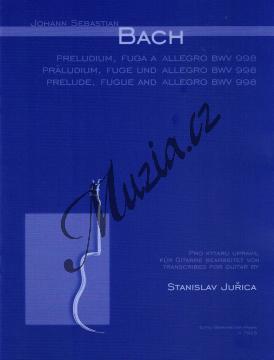 Bach Johann Sebastian   Preludium, fuga a allegro BWV 998   Noty na kytaru - H7928.jpg