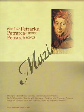 Album | Písně na Petrarku (Písně pro střední hlas a klavír na básně Franceska Petrarky) | Noty pro sólový zpěv - H7934.jpg