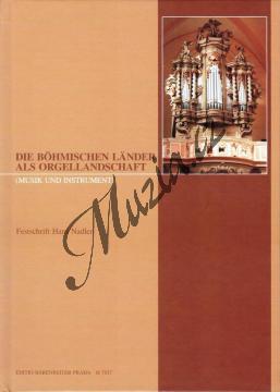 Sborník | Die böhmischen Länder als Orgellandschaft | Kniha - H7937.jpg