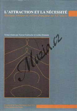 Sborník | L'Attraction et la nécessité | Kniha - H7942.jpg