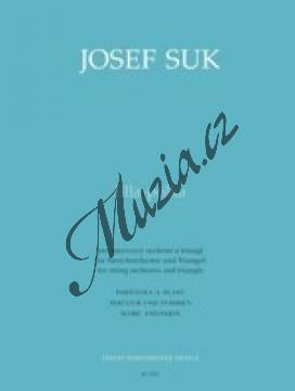 Suk Josef | Ella-polka | Partitura a party - Noty pro orchestr - H7953.jpg