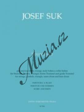 Suk Josef | Sousedská | Partitura a party - Noty pro orchestr - H7954.jpg