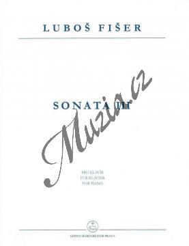 Fišer Luboš | Sonata 3 | Noty na klavír - H7957.jpg