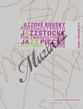 Hradecký Emil | Jazzové kousky | Noty na klavír - H7975.jpg