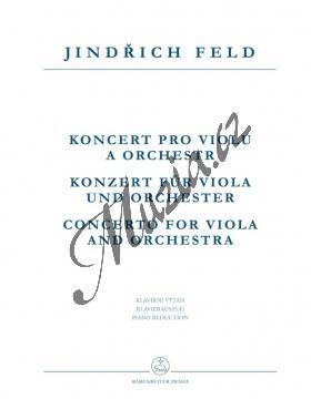 Feld Jindřich | Koncert pro violu a orchestr | Klavírní výtah - Noty na violu - H7987.jpg