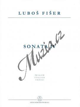 Fišer Luboš | Sonata 4 | Noty na klavír - H7988.jpg