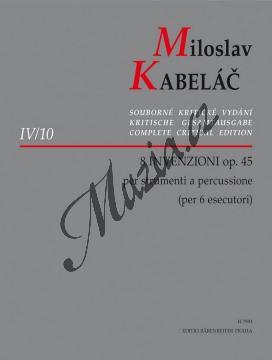 Kabeláč Miloslav | 8 Invenzioni op. 45 | Partitura - Noty - H7993.jpg