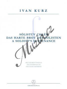 Kurz Ivan | Sólistův chléb | Noty na trombón - H8019.jpg