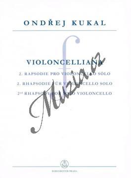 Kukal Ondřej | Violoncelliana - 2. rapsodie pro violoncello sólo op. 32 | Noty na violoncello - H8021.jpg