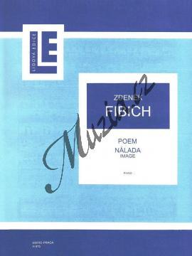 Fibich Zdeněk | Poem op. 41/IV/14, Nálada op. 41/IV/26 | Noty na klavír - H875.jpg