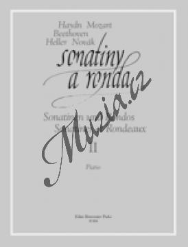 Album | Sonatiny a ronda - 2. díl | Noty na klavír - H884.jpg