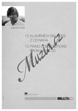 Král Zdeněk | 12 klavírních skladeb z CD NAHA | Noty na klavír - Muzio0002.jpg