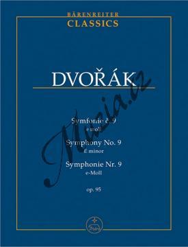 Dvořák Antonín | Symfonie č. 9 e moll op. 95 | Studijní partitura - Noty pro orchestr - TP509.jpg