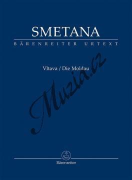 Smetana Bedřich | Vltava | Studijní partitura - Noty pro orchestr - TP558.jpg