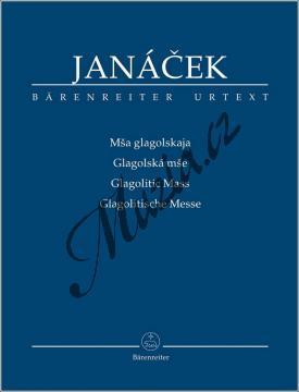 Janáček Leoš | Glagolská mše (verze poslední ruky) | Studijní partitura - Noty pro sbor - TP862.jpg