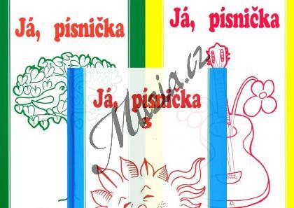 Album | Já, písnička - díly 1-3 | Zpěvník - mcheb001-SET.jpg